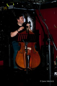 Phil Toms double bass