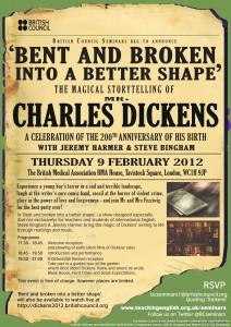 9 Feb - Bent and Broken into a Better Shape